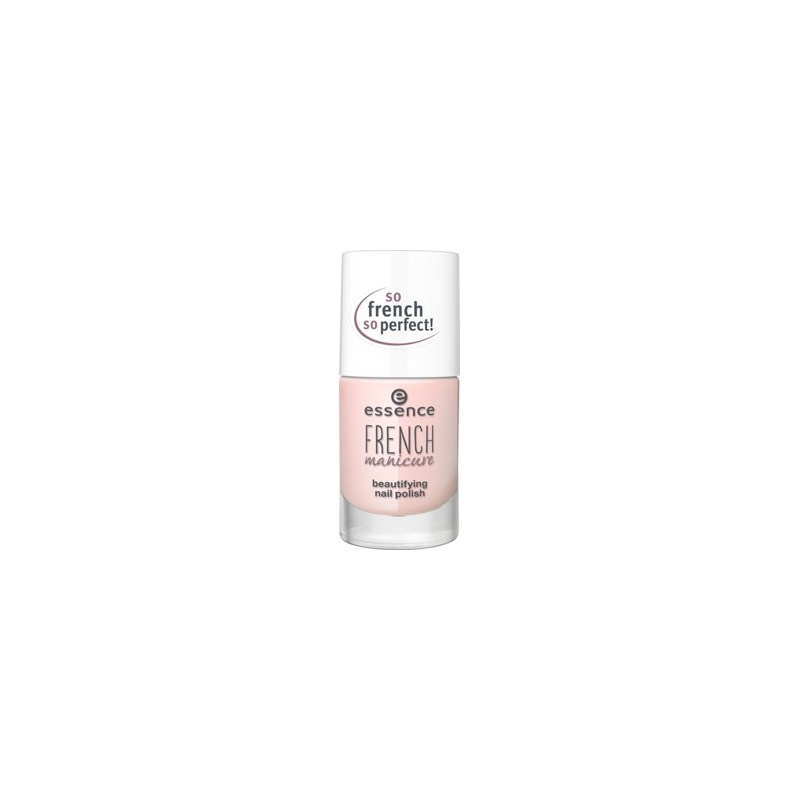 Лак для ногтей Essence french manicure beautifying nail polish 02 FRENCHs are forever
