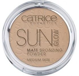 Бронзирующая пудра Catrice Sun Glow Matt Bronzing Powder