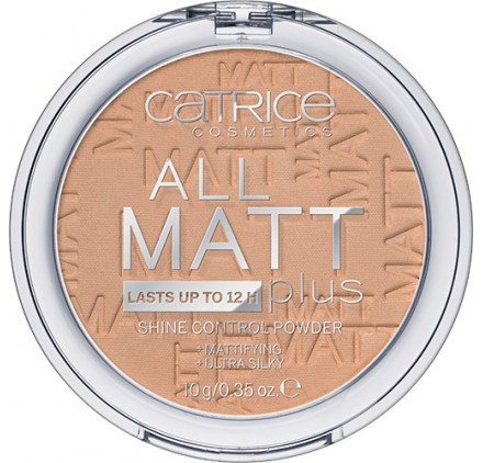 Пудра Catrice All Matt Plus – Shine Control Powder