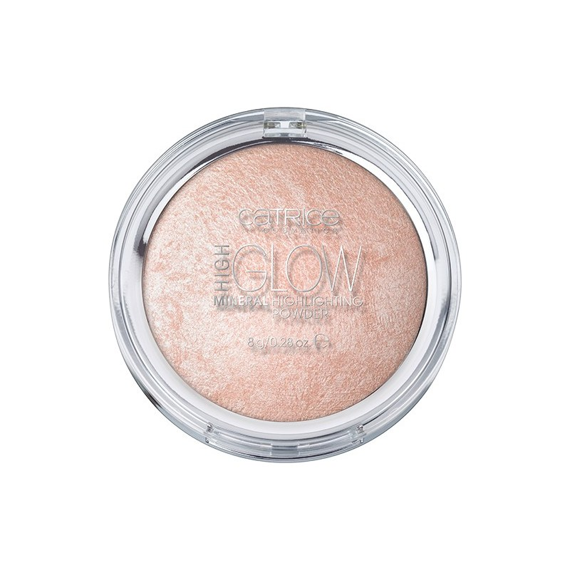Пудра-хайлайтер для лица Catrice High Glow Mineral Highlighting Powder