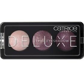 Тени для век Catrice Deluxe Trio Eyeshadow