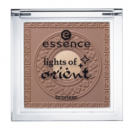 lights of orient – eyeshadow palette