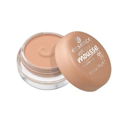 Матирующий мусс Essence soft touch mousse make-up