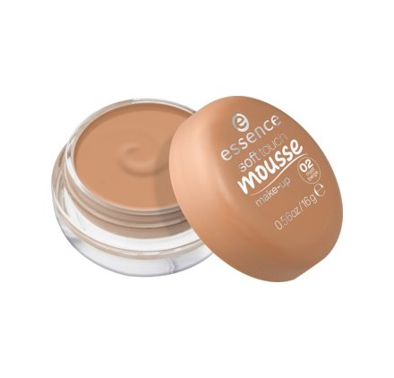 Матирующий мусс Essence soft touch mousse make-up