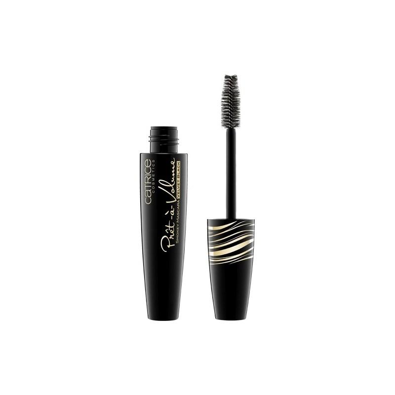 Тушь для ресниц Prêt-à-Volume Smokey Mascara Velvet Black